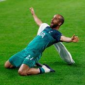 Lucas Moura: la star (vraiment) inattendue de Tottenham