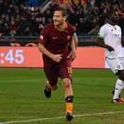 Francesco Totti (774m, AS Roma, 1993- )