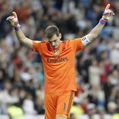 Iker Casillas (725m, Real Madrid, 1999-2015)