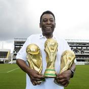 Pelé (669m, Santos FC, 1956-1974)