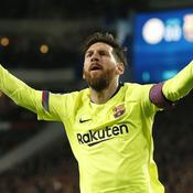 Lyon-Barcelone : Messi est toujours Messi