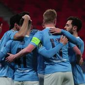 Manchester City poursuit sa conquête vers un quadruplé