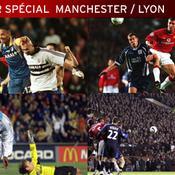 Lyon Manchester United