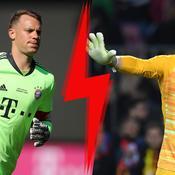 Manuel Neuer et Marc-André Ter Stegen, duel de géants