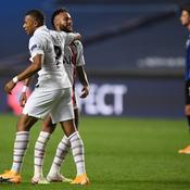 Neymar et Kylian Mbappé // Crédit : David Ramos / POOL / AFP
