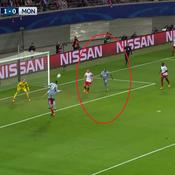 Menée 1-0 à Leipzig, l'AS Monaco répond du tac au tac par Tielemans (vidéo)