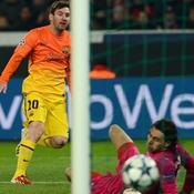 Messi-Ibrahimovic : un partout
