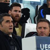 Messi remplaçant contre la Juventus : Valverde s'explique