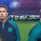 Messi surpris par ... l'accueil du Parc des Princes