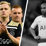 Tops/flops Tottenham-Ajax Amsterdam : Van de Beek décisif, des Spurs inoffensifs