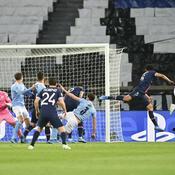 L'ouverture du score du Paris SG