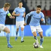 Manchester City met le pied sur l'accélérateur en deuxième période