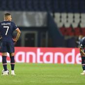 Mbappé et Neymar aux abonnés absents en deuxième période