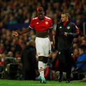Pogba blessé et absent «plusieurs semaines»