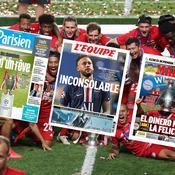 PSG-Bayern : Un «rêve brisé» se désole la presse française, «l'argent ne suffit pas» pour Marca