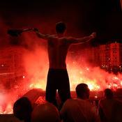Lunaire dedans, volcanique dehors ... Récit d'un PSG-Dortmund (vraiment) pas comme les autres
