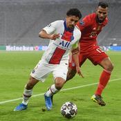 Marquinhos face au Bayern Munich, le 7 avril dernier