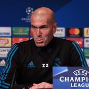 Zidane avant PSG-Real : «On va souffrir»