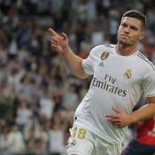 Real Madrid : l'heure de Luka Jovic ?