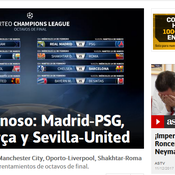 Real-PSG : «tirage empoisonné», «pire rival possible» : la presse espagnole craint Paris