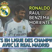 Ronaldo passe la barre des 100 buts en C1 avec le Real
