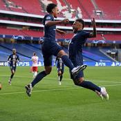Marquinhos et Neymar