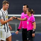 Stéphanie Frappart a fait « tomber un mur », pour la Gazzetta dello Sport