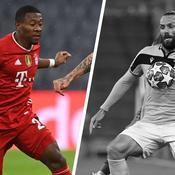 Tops/Flops Bayern Munich-Lazio Rome : Alaba brille partout, le cauchemar de Muriqi