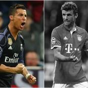 Tops/flops Bayern Munich-Real Madrid : Ronaldo dans l'histoire, Müller dans le noir