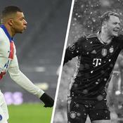 Tops/Flops Bayern-PSG : Mbappé encore au sommet de l'Europe, Neuer moins impérial