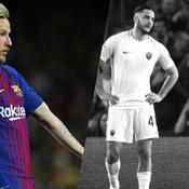 Tops/Flops Barcelone-AS Rome : Rakitic étincelant, la Roma trop tendre