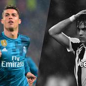 Tops/Flops Juventus-Real : Ronaldo est inarrêtable, Dybala en plein cauchemar
