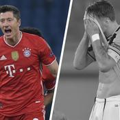 Tops/Flops Lazio-Bayern : le duel des buteurs pour Lewandowski, la défense romaine a sombré