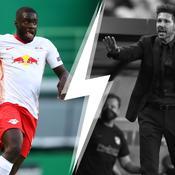 Tops/Flops Leipzig-Atlético : Upamecano tout en haut, Simeone sans ressort
