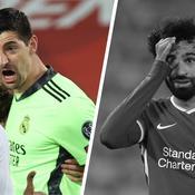 Tops/Flops Liverpool-Real : Courtois impérial, l'attaque des Reds est restée muette