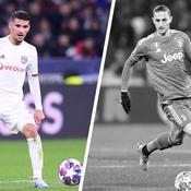 Tops/Flops Lyon-Juve : Aouar rayonne, Rabiot déçoit