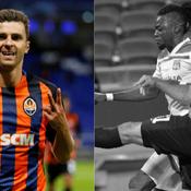 Tops/flops Lyon-Shakhtar : Moraes s'amuse, Traoré déguste