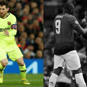 Tops/Flops Man United-Barcelone : Messi le chef d'orchestre, Lukaku dans le dur