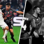 Tops/Flops Lyon-Benfica : Aouar enfin au niveau, Benfica trop limité