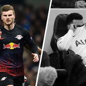 Tops/flops Tottenham-Leipzig : Werner frappe encore,  Dele Alli invisible
