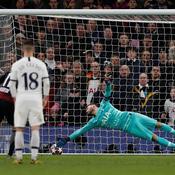 Tottenham très mal embarqué face à Leipzig