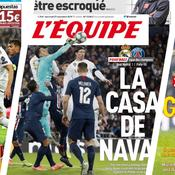 «Un nul grandiose», «La Casa de Navas» : la revue de presse après Real-PSG