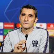 Valverde : «Le Barça peut craindre Lyon»