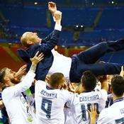 Zidane : «Le Real est le club de ma vie»