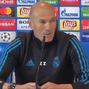 Zidane sur Klopp : «Un formidable entraîneur, respect»