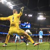 L'arrêt fantastique de Hart qui a fait mal au Real Madrid