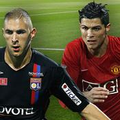 Karim Benzema-Cristiano Ronaldo