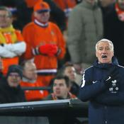 Didier Deschamps - Crédit : AP Photo-Peter Dejong