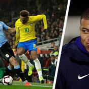 Cavani/Neymar et Kylian Mbappé