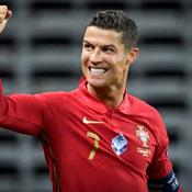 Ronaldo franchit la barre des 100 buts avec le Portugal : «Un record que je cherchais»